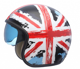 Spada Raze open face Helmet Royalty